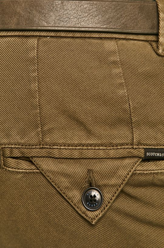 zielony Scotch & Soda - Spodnie
