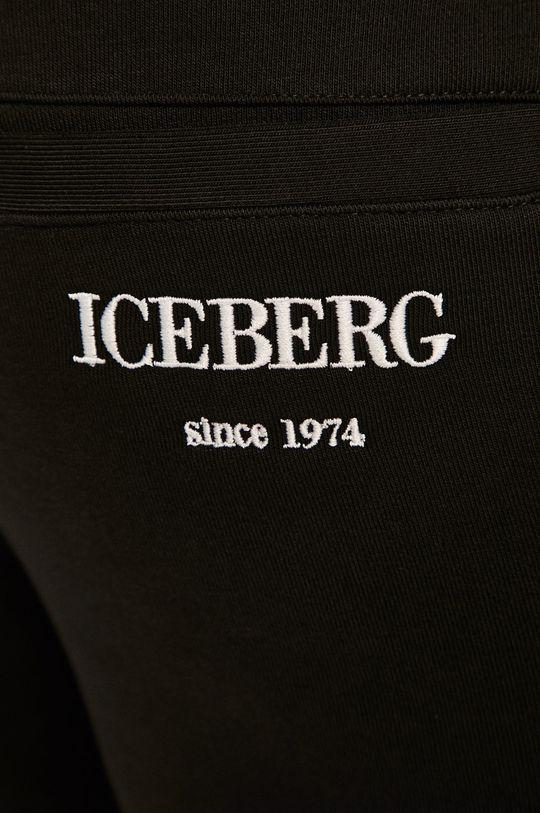 negru Iceberg - Pantaloni sport