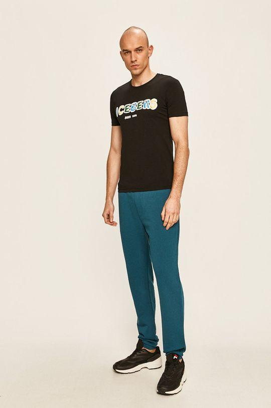 Iceberg - Pantaloni albastru