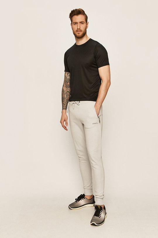 Craft - Pantaloni gri deschis