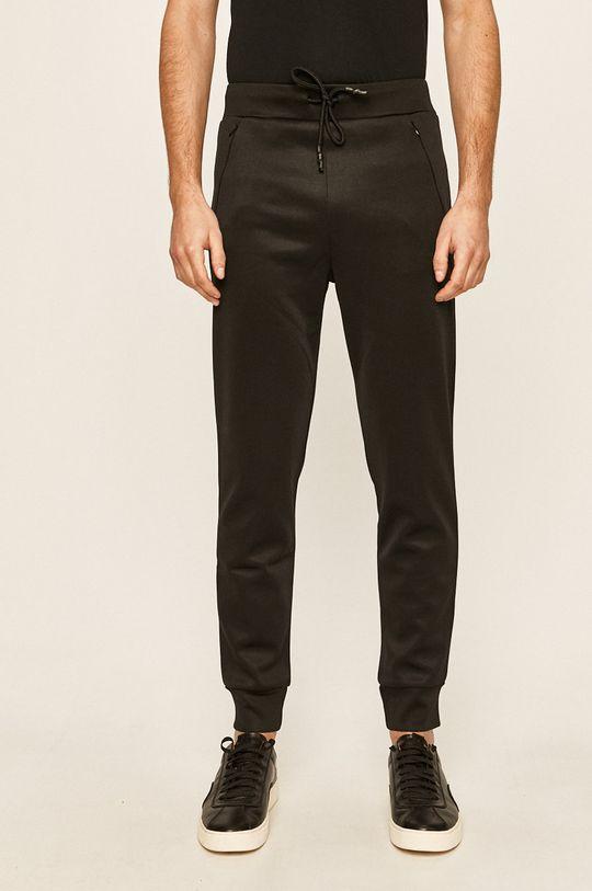 černá Diesel - Kalhoty Pánský