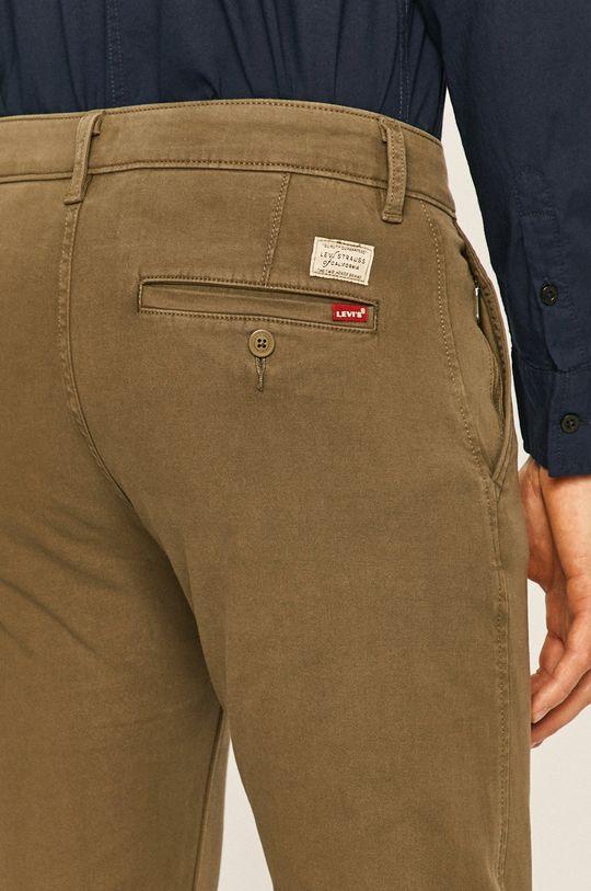 zielony Levi's - Spodnie