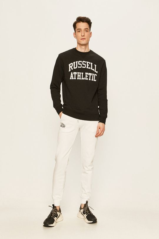Russell Athletic - Kalhoty bílá