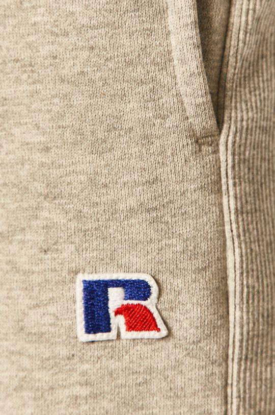 světle šedá Russell Athletic - Kalhoty