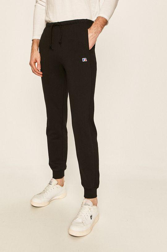 černá Russell Athletic - Kalhoty Pánský
