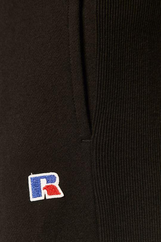 černá Russell Athletic - Kalhoty