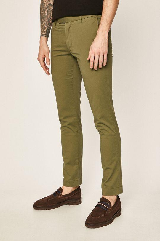 oliwkowy Polo Ralph Lauren - Spodnie Męski