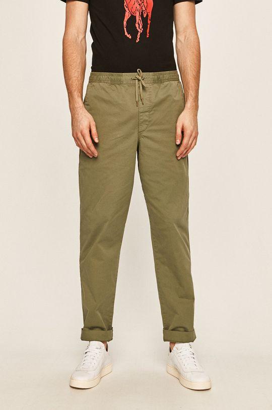 zelená Polo Ralph Lauren - Kalhoty Pánský