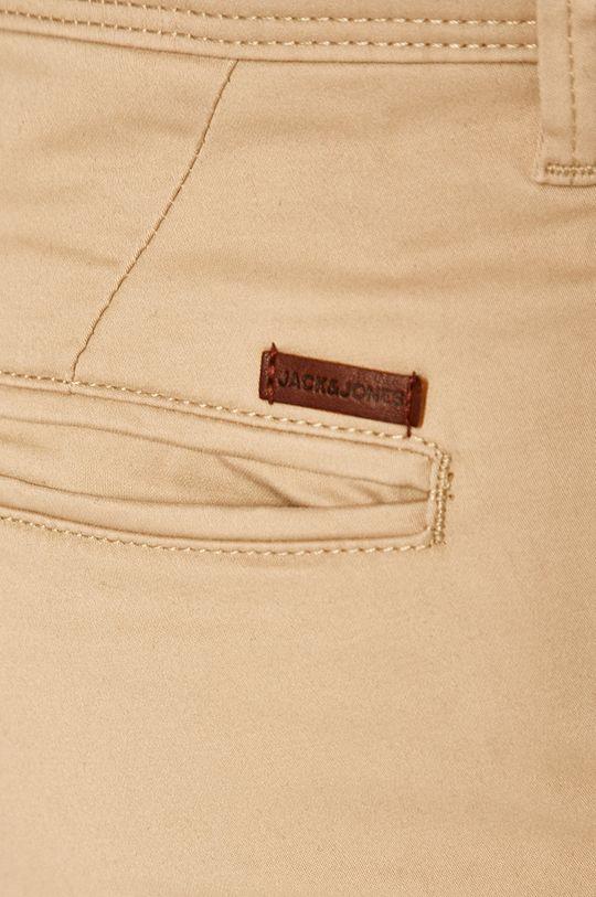 beżowy Jack & Jones - Spodnie