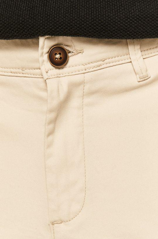kremowy Jack & Jones - Spodnie