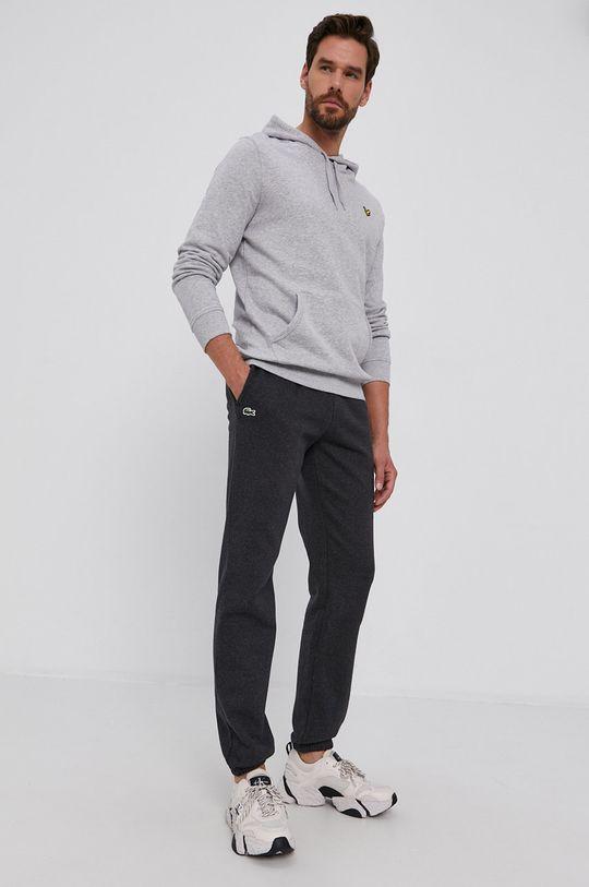 Lacoste - Pantaloni grafit