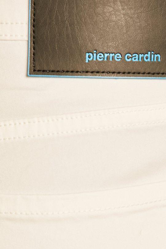 bílá Pierre Cardin - Kalhoty