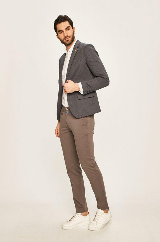 Pierre Cardin - Kalhoty šedá