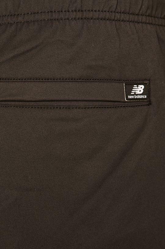 New Balance - Spodnie 97 % Bawełna, 3 % Elastan