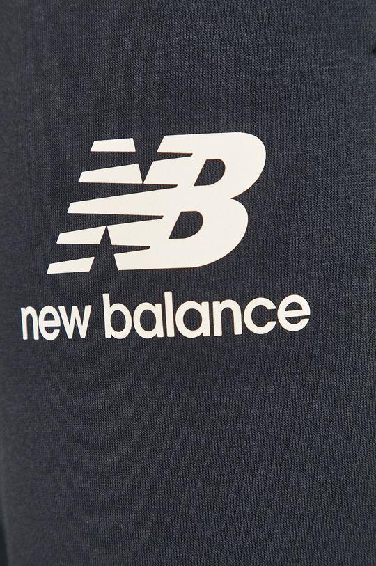 tmavomodrá New Balance - Nohavice