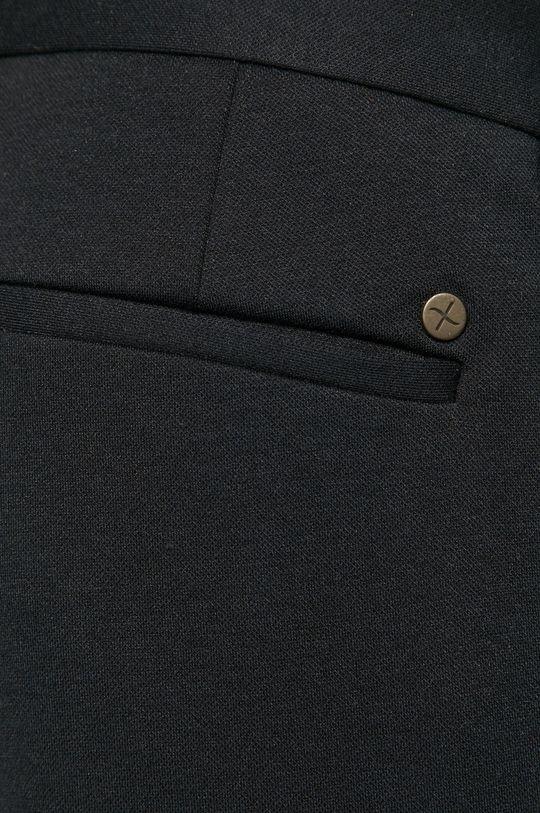 granatowy Clean Cut Copenhagen - Spodnie