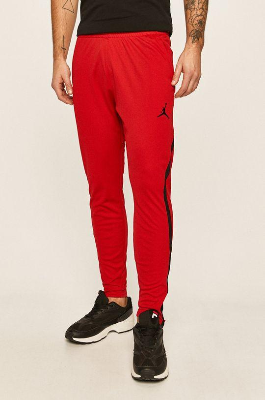 červená Jordan - Nohavice Pánsky