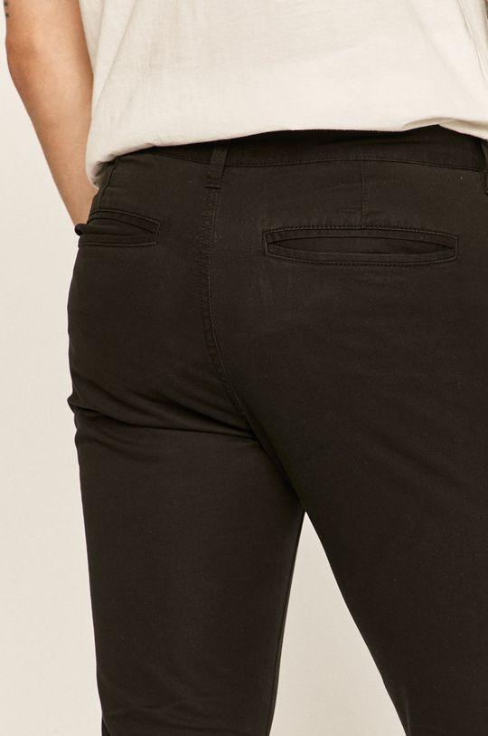 czarny Brave Soul - Spodnie
