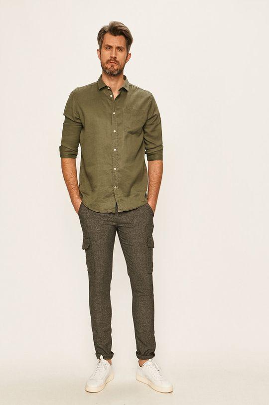 Tailored & Originals - Панталони сив