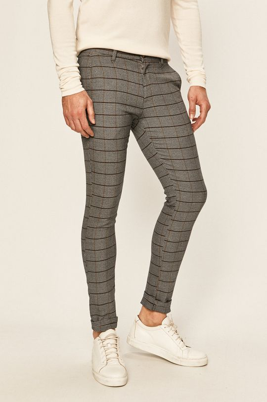 сив Tailored & Originals - Панталони Чоловічий
