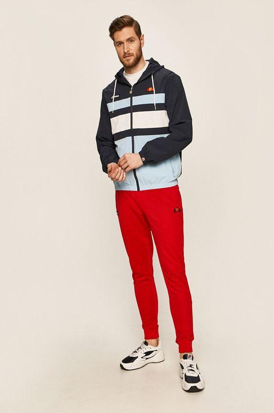 Ellesse - Pantaloni rosu