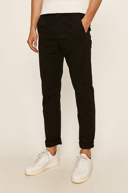 negru Guess Jeans - Pantaloni De bărbați