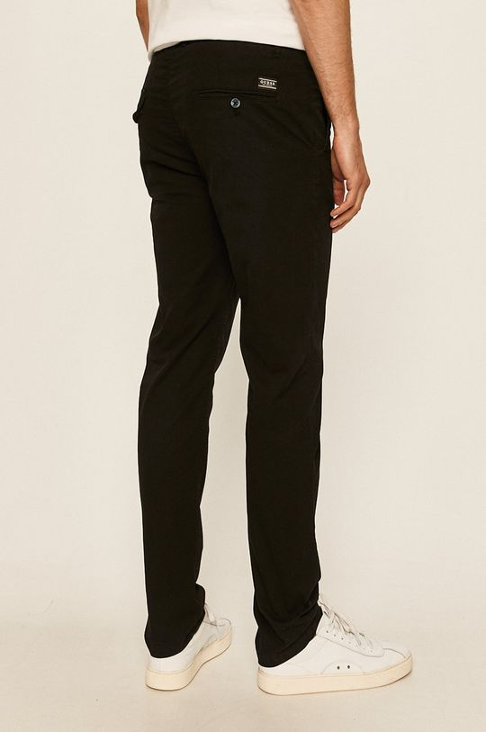Guess Jeans - Pantaloni  98% Bumbac, 2% Spandex