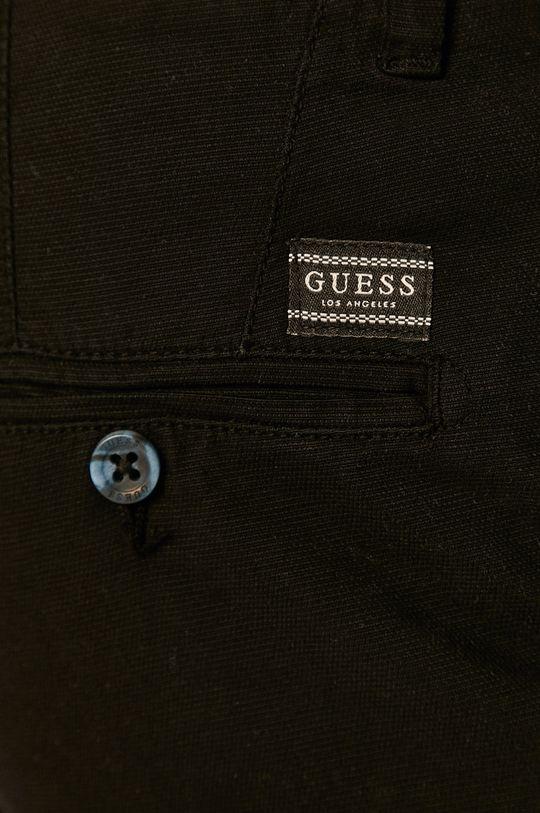 negru Guess Jeans - Pantaloni