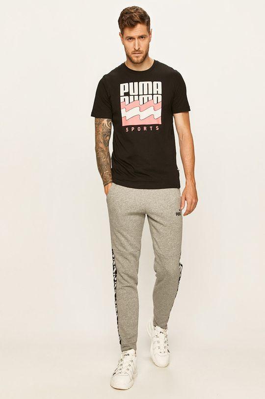 Puma - Kalhoty šedá