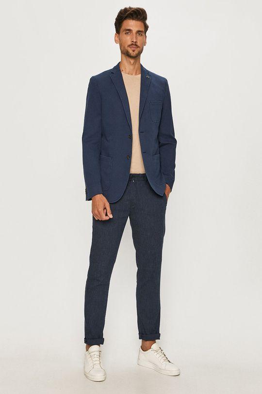 Marc O'Polo - Kalhoty námořnická modř