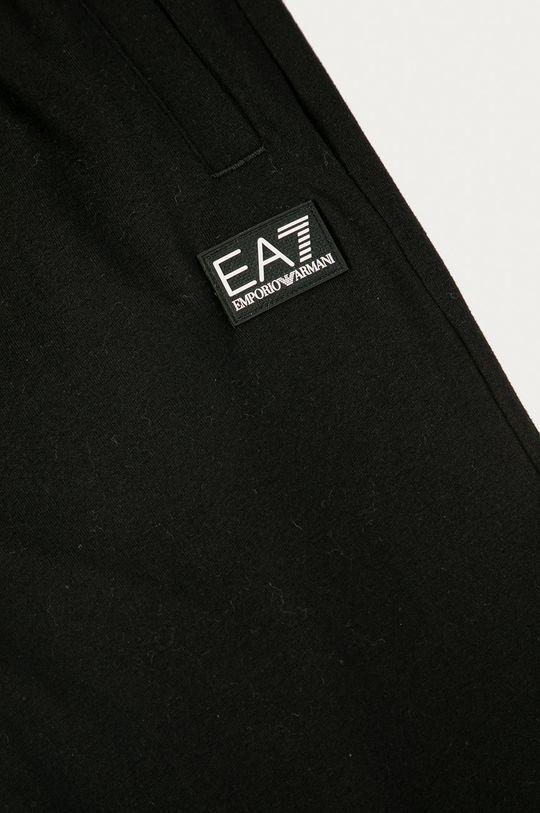 EA7 Emporio Armani - Pantaloni negru