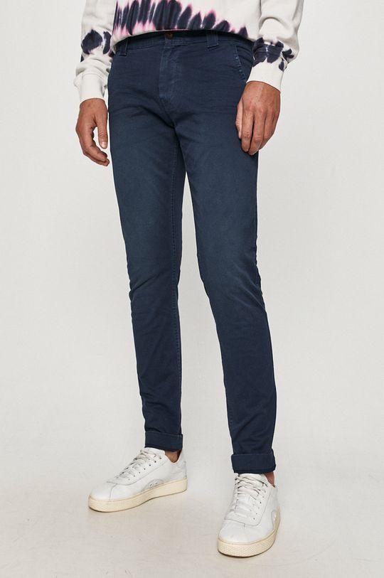 modrá Tommy Jeans - Kalhoty Pánský