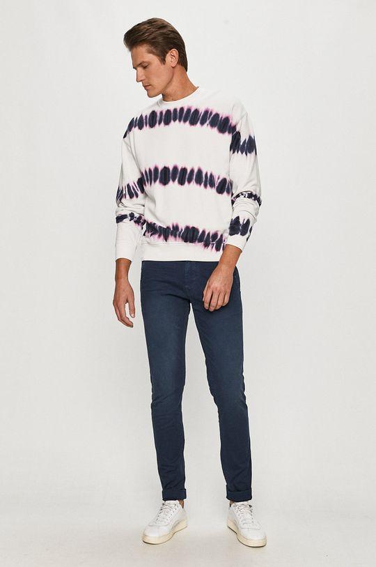 Tommy Jeans - Kalhoty modrá