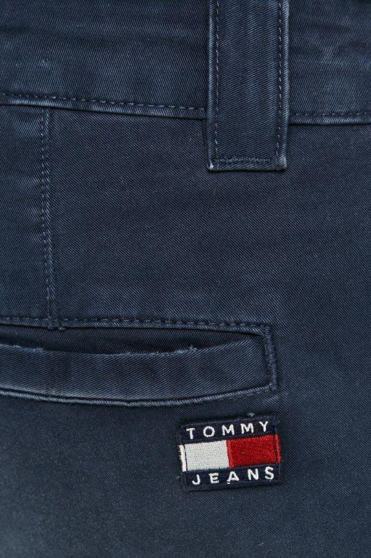 modrá Tommy Jeans - Kalhoty