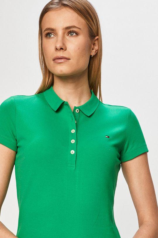 zelená Tommy Hilfiger – Šaty