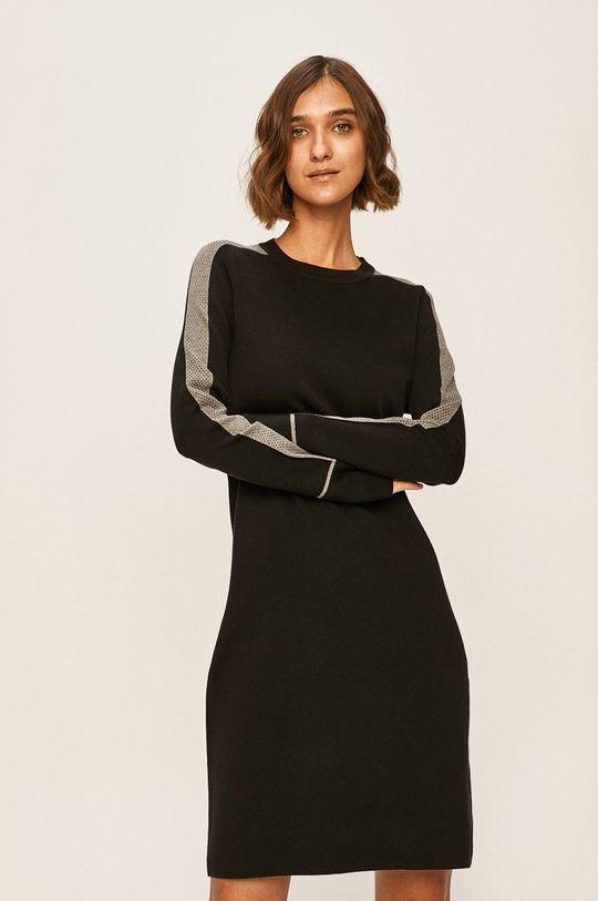 černá Calvin Klein - Šaty Dámský