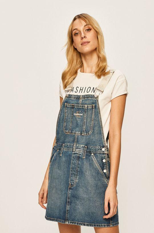 albastru Calvin Klein Jeans - Rochie De femei