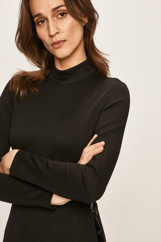 negru Calvin Klein Jeans - Rochie