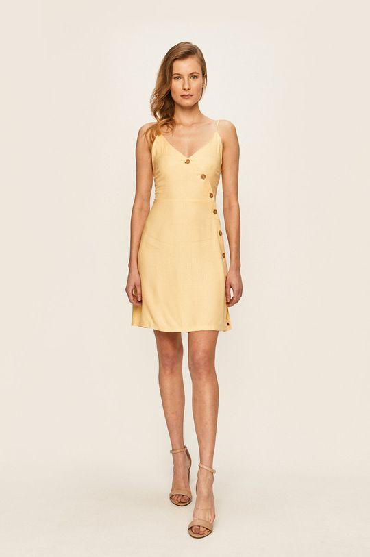 Roxy - Šaty žlutá