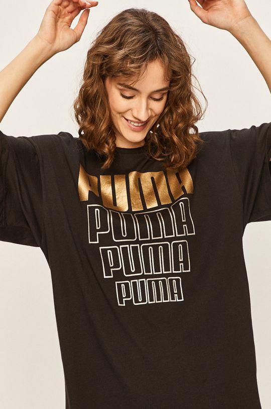 čierna Puma - Šaty