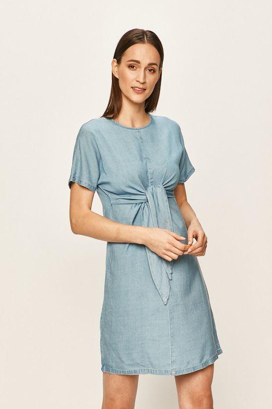 niebieski Vero Moda - Sukienka Damski
