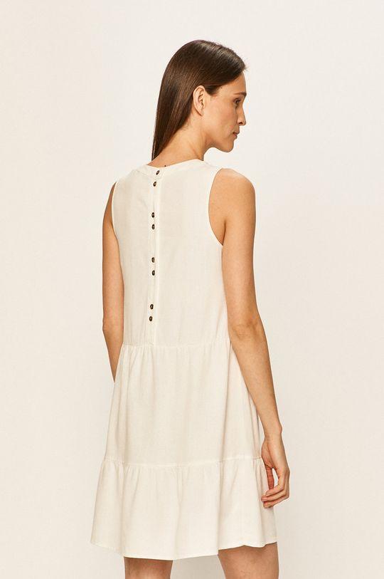 Vero Moda - Sukienka 55 % Len, 45 % Wiskoza