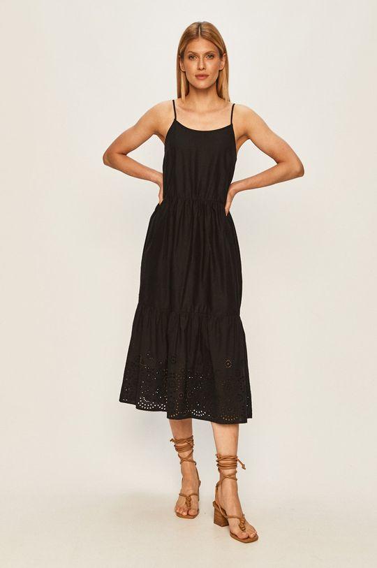 Vero Moda - Rochie negru