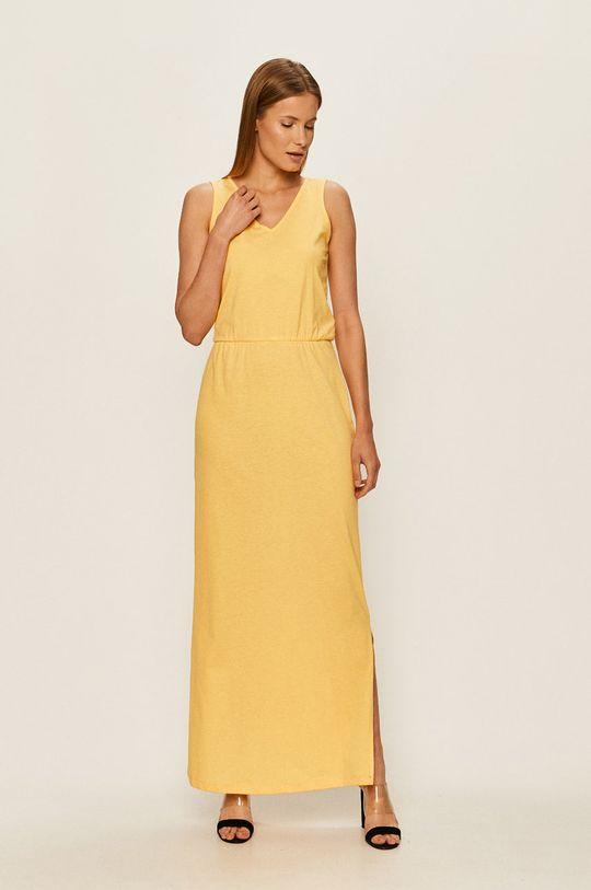 жовтий Vero Moda - Сукня Жіночий