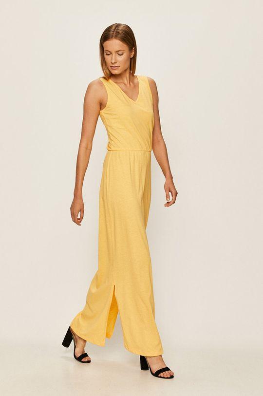 Vero Moda - Сукня жовтий