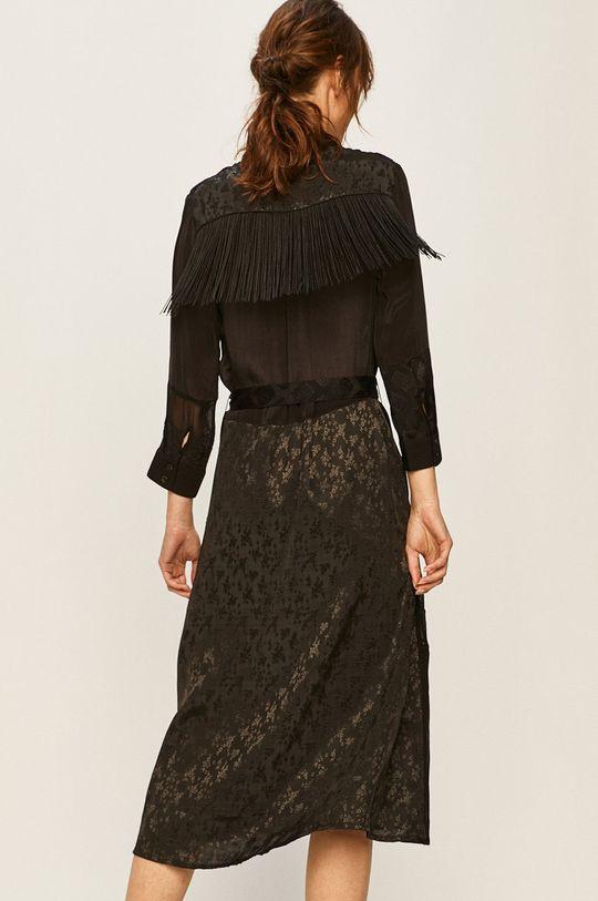 Desigual - Šaty černá