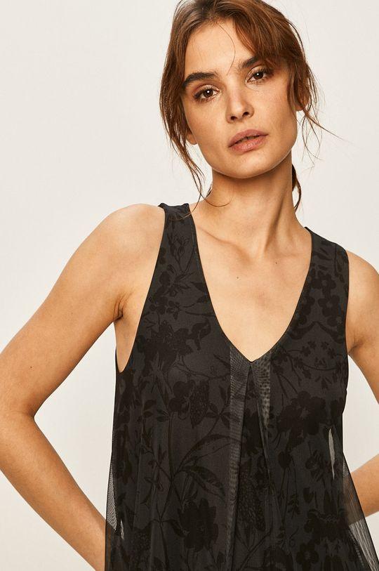 čierna Desigual - Šaty
