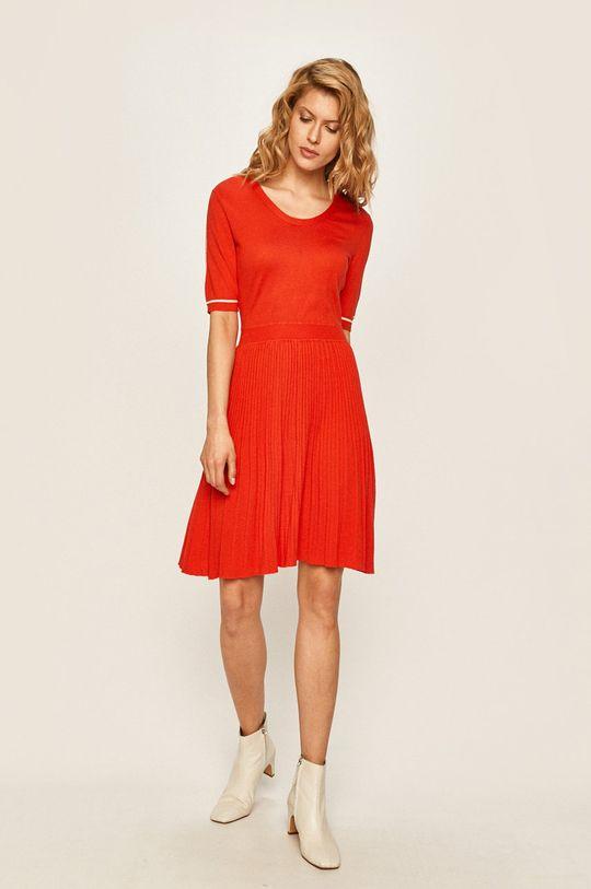 Calvin Klein - Šaty červená
