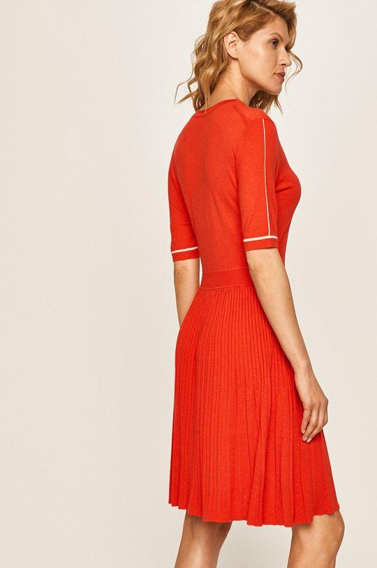 Calvin Klein - Šaty  34% Bavlna, 10% Hodváb, 56% Lyocell