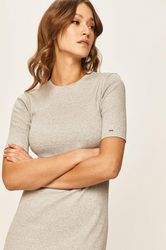 Calvin Klein - Šaty šedá